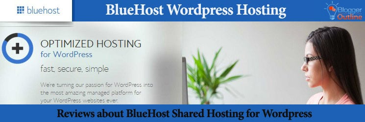 Bluehost Shared Hosting for WordPress
