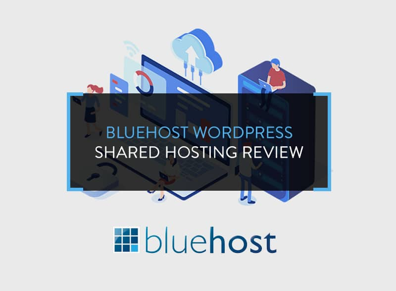 Bluehost WordPress Shared Hosting Review