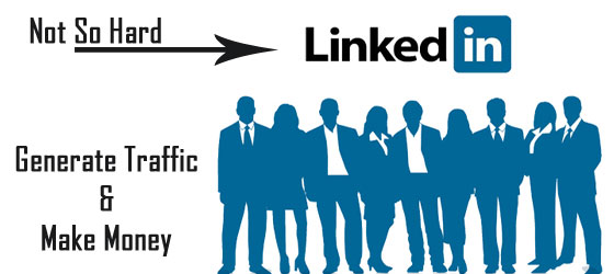 Bring Traffic from LinkediIn