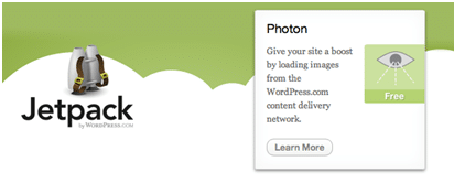 Jetpack Plugin Photon