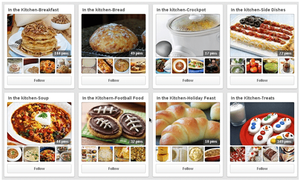Showstopper : better blogging with pinterest